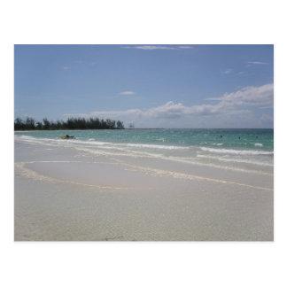 Negril, Jamaica Beach Postcard