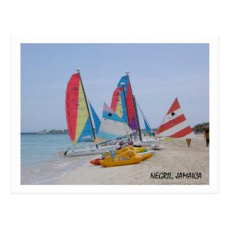Negril, Jamaica Postcard