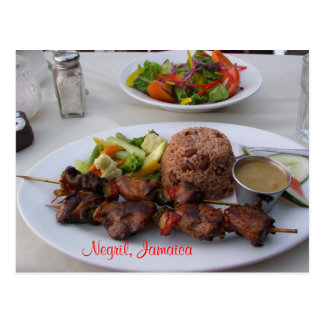 Negril Jamaica Postcard