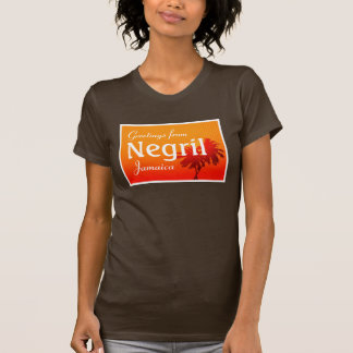 Negril, Jamaica shirt.