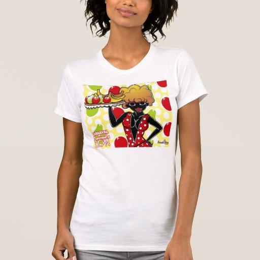 negrita puloy frutas t-shirt