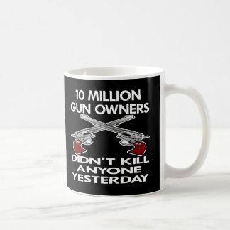Negro 10 millones de matanzas de los dueños de taza