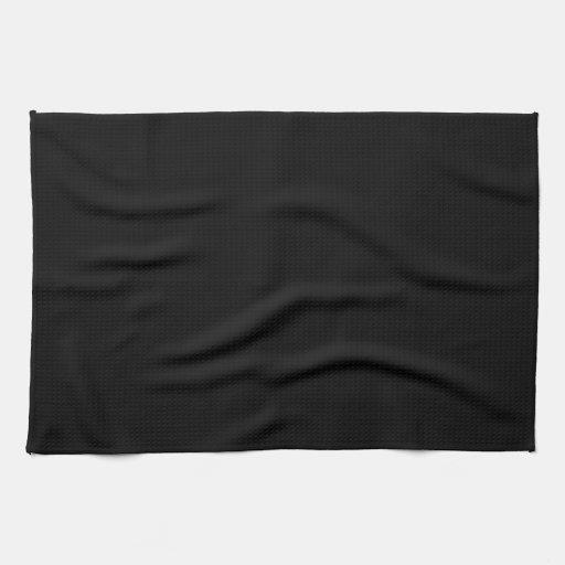 negro 8 x diseño 11 su propio producto toalla de cocina