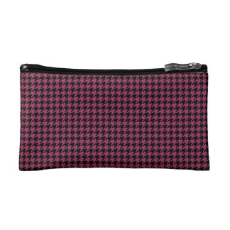 Negro adaptable/sangría Houndstooth