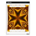 Negro amarillo cruzado consola xbox 360 skins