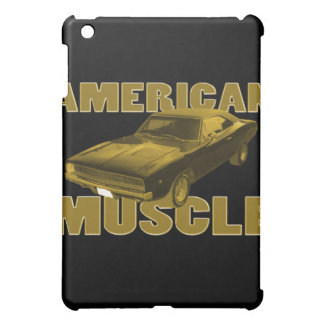 negro americano de oro 1968 del músculo del cargad