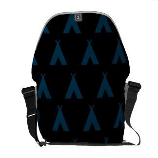negro azul de la tienda de los indios norteamerica