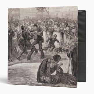 Negro Baptism in the United States Binder