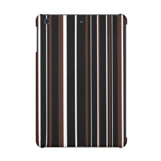 Negro, Brown, raya blanca del código de barras