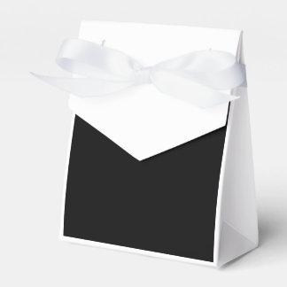 Negro Caja Para Regalos