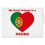 Negro Cards