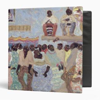 Negro Dance Vinyl Binders