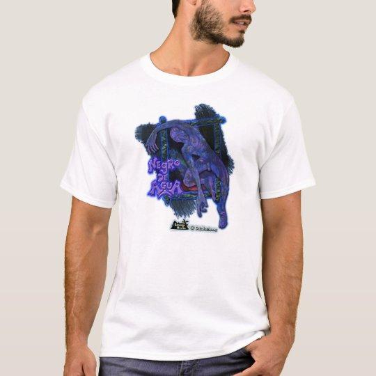 Negro de Agua (Neh-gro, De, Agh-wa) T-Shirt