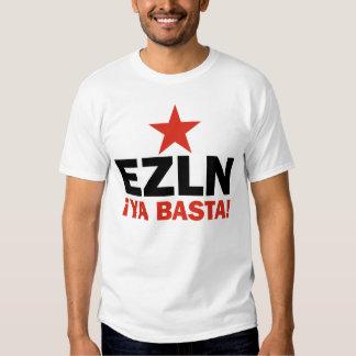 Negro de EZLN Ya Basta Poleras