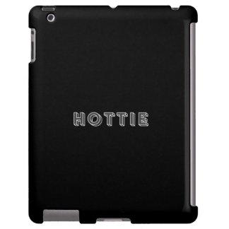 Negro de Hottie Funda Para iPad