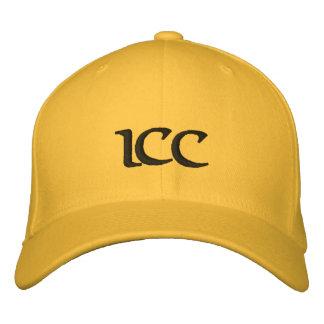 Negro de Keifi ICC Gorras De Beisbol Bordadas