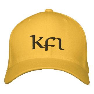Negro de Keifi Kfi Gorra De Beisbol