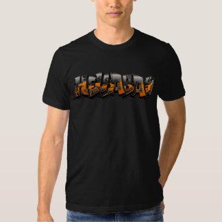 Negro de la camisa de Traxx de la Hella-Bahía