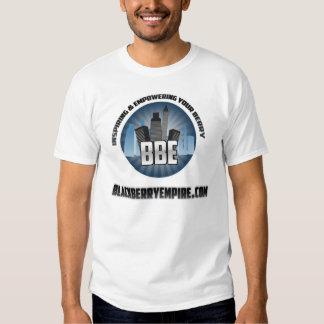 Negro de la camisa del imperio de Blackberry