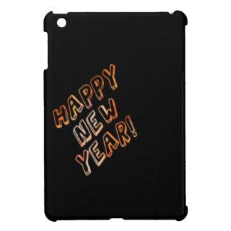 negro de la Feliz Año Nuevo