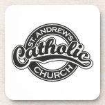 Negro de la iglesia católica de St Andrew Posavasos De Bebida