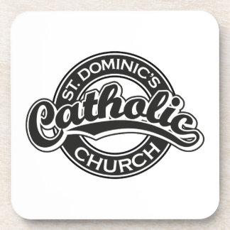 Negro de la iglesia católica de St Dominic Posavasos De Bebidas