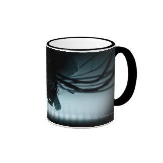 Negro de la taza del trasto