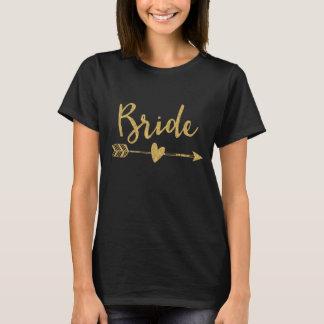 Negro de la tribu de la novia de la novia el | playera
