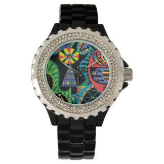 Negro de Mojo Relojes