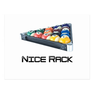 Negro de NiceRack Postal