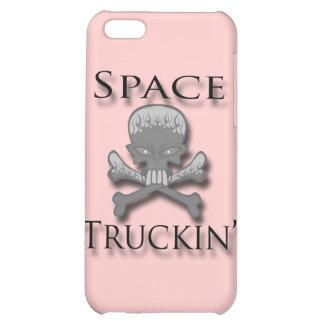 Negro de Truckin del espacio