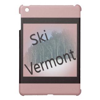 Negro de Vermont del esquí