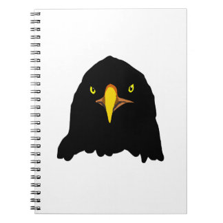 negro del águila notebook