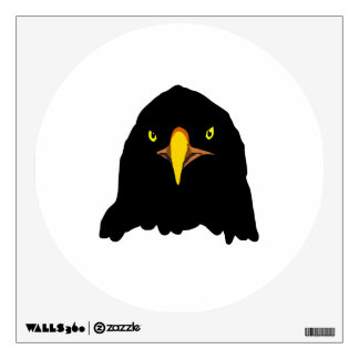 negro del águila vinilo