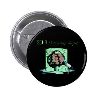Negro del botón de SFSN Pin