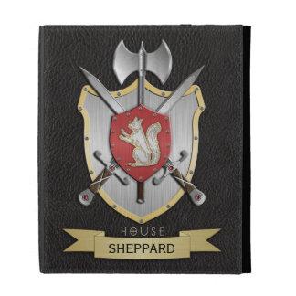 Negro del escudo de la batalla de Sigil de la ardi