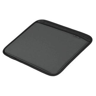 Negro del pirata fundas para iPads