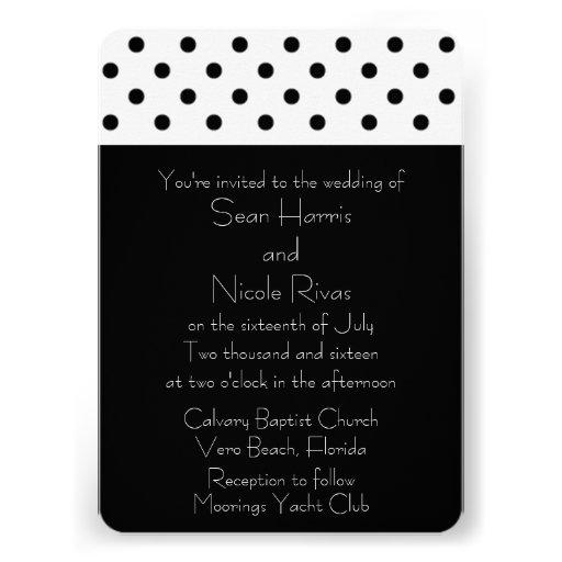 Negro del presupuesto e invitación del boda del lu