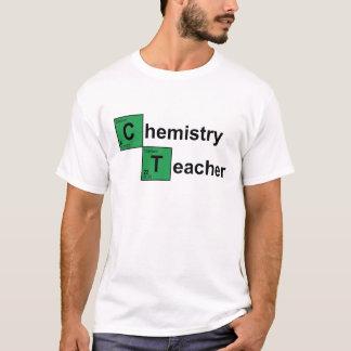 Negro del profesor de la química playera