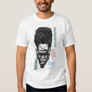 Negro Frankenstein T Remeras