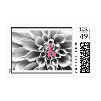 Negro/franqueo blanco/rosado de la cinta sellos