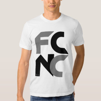 Negro/gris de FCNC Poleras
