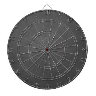 Negro gris del tablero de tiza del fondo gris de