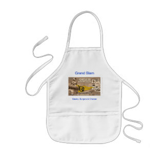 Negro Leagues Apon Kids' Apron