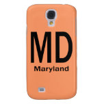 Negro llano del MD Maryland