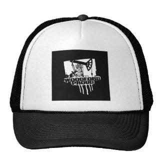Negro ORGULLOSO del sombrero de Woodford Gorras