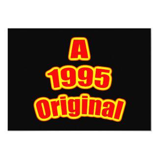 Negro original del rojo 1995 comunicados personales