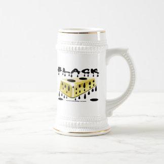 Negro, oro, barra de oro, cerveza Stein, aceite de Tazas