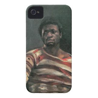Negro Othello by Lovis Corinth iPhone 4 Case-Mate Case