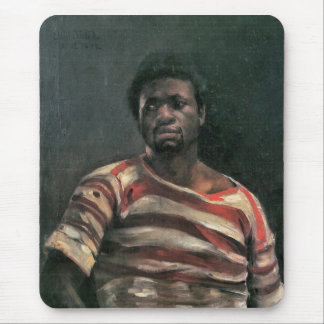 Negro Othello by Lovis Corinth Mouse Pad